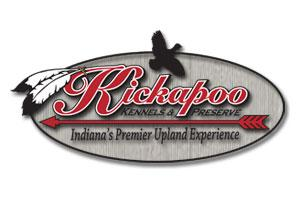 Kickapoo Farm & Kennel and Preserve Logo