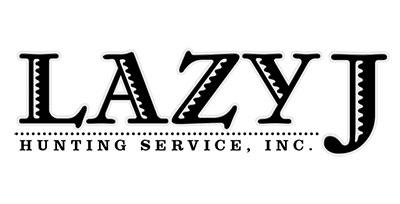Lazy J Hunting Service Logo