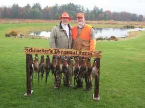 Schroeder's Pheasant Farm