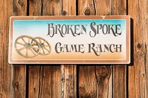 Broken Spoke Game Ranch