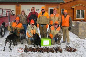 LD Farms Maximum Pheasants
