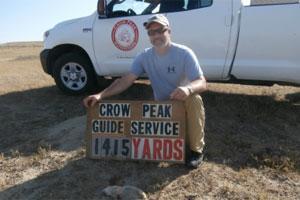 Crow Peak Guide Service