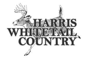 Harris Whitetail Country Ranch Logo