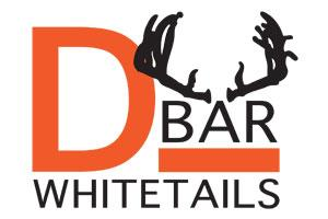 D Bar Whitetails Logo