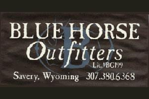 Blue Horse Outfitters Logo