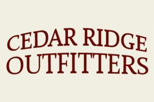 Cedar Ridge Outfitters