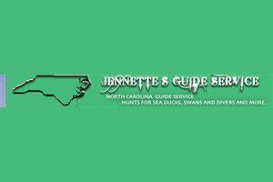 Jennette's Guide Service Logo