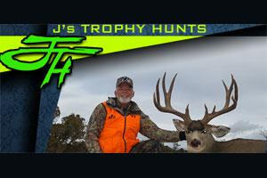 J's Trophy Hunts Logo
