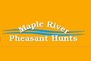 Maple River Pheasant Hunts