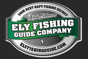 Ely Fishing Guide Company Logo