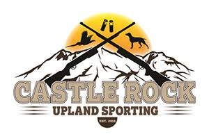 Castle Rock Upland Sporting Logo