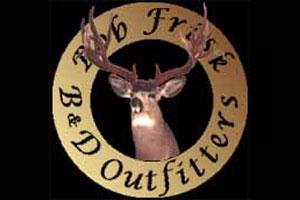B & D Outfitters Logo