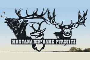 Montana Big Game Pursuits