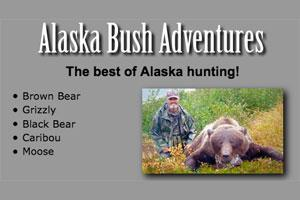 Alaska Bush Adventures Logo