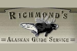 Richmond's Alaskan Guide Service Logo