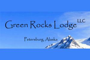 Green Rocks Wilderness Lodge Logo