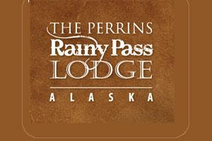 The Perrin's Rainy Pass Lodge Logo