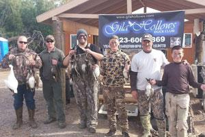 Gila Hollows Duck Club Logo