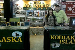 Kodiak Adventures Lodge