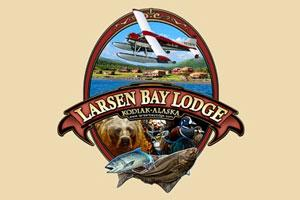 Larsen Bay Lodge Logo