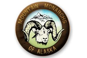 Mountain Monarchs of Alaska Logo