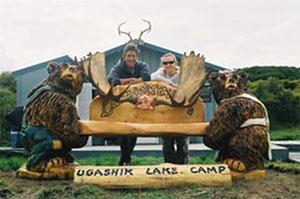 Gus Lamoureux's Ugashik Lake And Kodiak Bear Camp