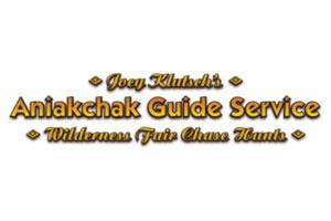 Joey Klutsch's Aniakchak Guide Service Logo