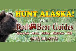Red Bear Guides Logo