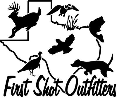 First Shot Outfitters Logo