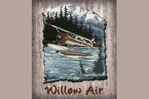 Willow Air Service Logo