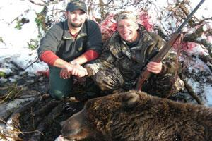 Kodiak Bear Guides