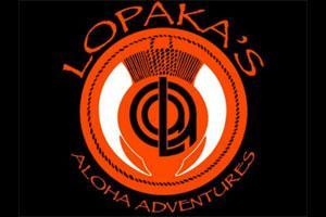 Lopaka's Aloha Adventures Logo