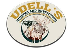 Udell's Guiding and Outfitting Logo