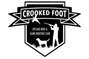 Crooked Foot Upland Bird & Game Hunting Inc Logo