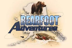 Bearfoot Adventures Logo
