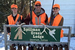 Spillman Creek Lodge