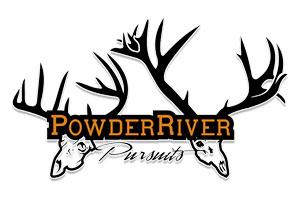 Powder River Pursuits Logo