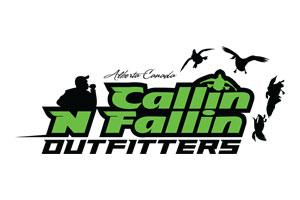 Callin' N Fallin Outfitters Logo
