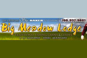 Big Meadow Lodge Logo