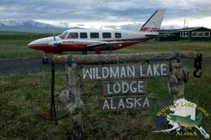Wildman Lake Lodge Logo