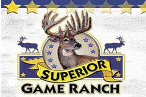 Superior Game Ranch Logo