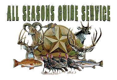 All Seasons Guide Service Logo