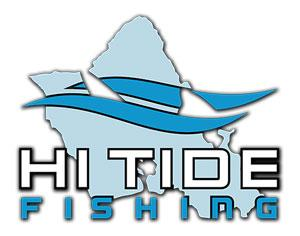 HI Tide Fishing Logo