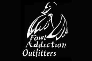 Fowl Addiction Outfitters Logo