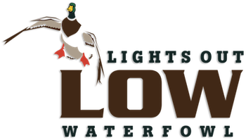 Lights Out Waterfowl Logo