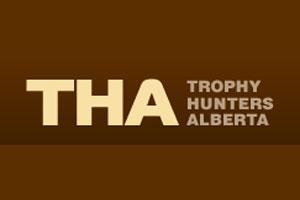 Trophy Hunters Alberta Logo