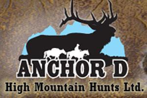 Anchor D High Mountain Hunts