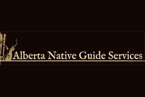 Alberta Native Guide Services Logo