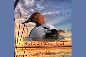 No Limit Waterfowl Logo