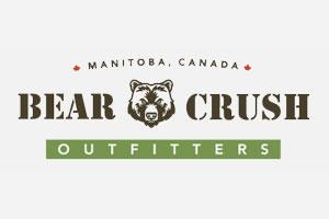 Bear Crush Outfitters Logo